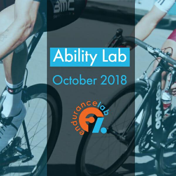 Ability Lab - 8 week cycling training program