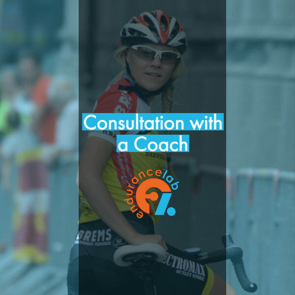 Consultation with a Coach - Cycling and Triathlon - Endurance Lab