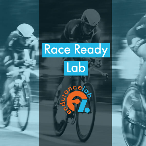 Race Ready Lab - Endurance Lab Training program